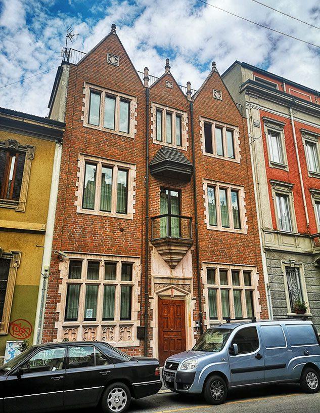 Casa 770 di Milano