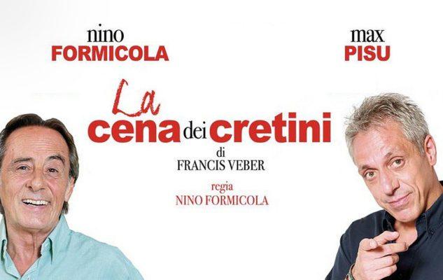 """""""La Cena dei Cretini"""" in teatro a Milano nel 2020: date e biglietti"""