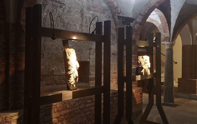 Cripta di San Giovanni in Conca