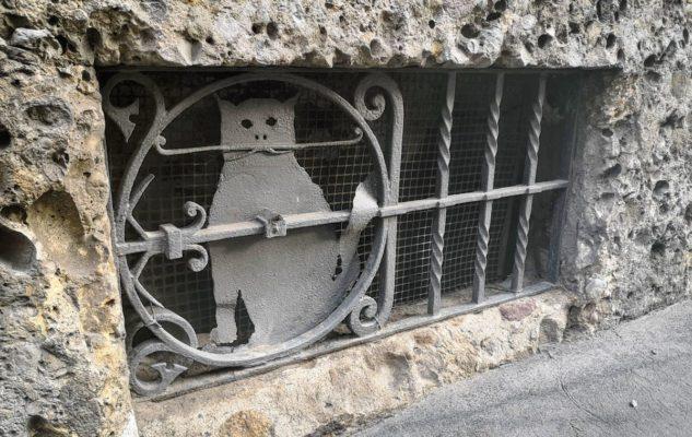 Gatto Nero di Corso Monforte a Milano