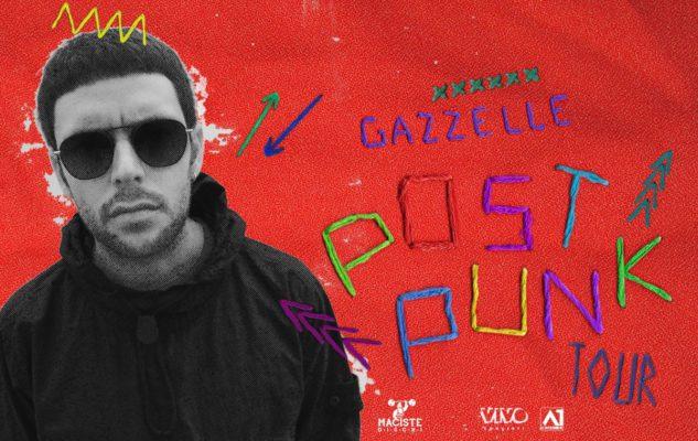 Gazzelle a Milano nel 2020: data e biglietti del concerto