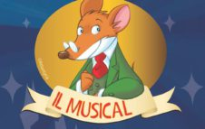Geronimo Stilton Musical Milano 2020