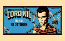 """Lord Nil a Milano con """"Verso la Libertà"""": evasioni, illusioni, magia"""