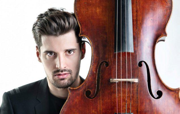 """Luka Šulić a Milano nel 2019 con """"Le Quattro Stagioni di Vivaldi"""""""
