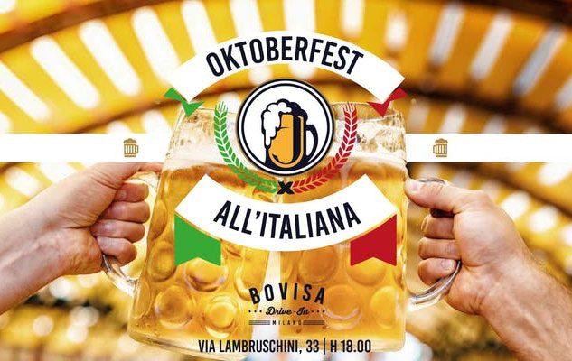 """""""Oktoberfest all'Italiana"""": la famosa Festa della Birra arriva a Milano"""