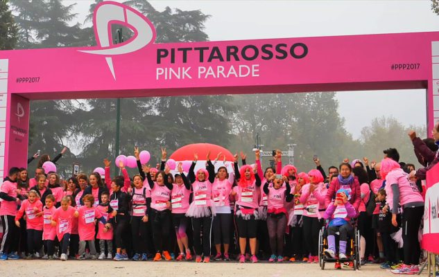 PittaRosso Pink Parade 2019 a Milano: la camminata più rosa dell'anno