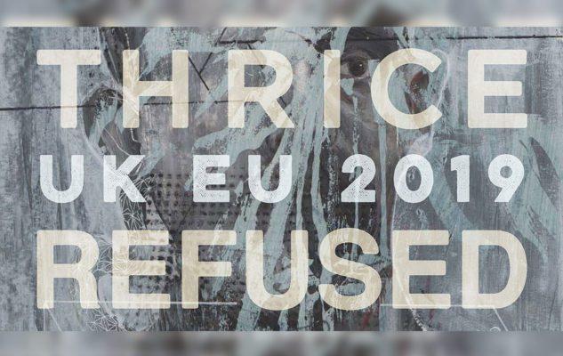 Thrice + Refused a Milano nel 2019: data e biglietti del concerto