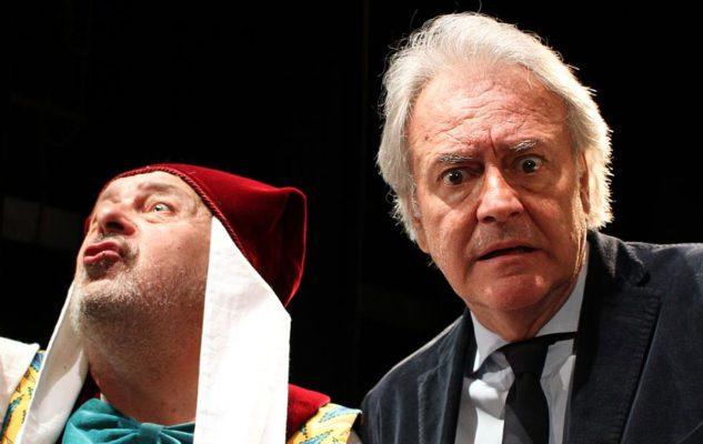 "Corrado Tedeschi in teatro a Milano con ""Viaggio all'inferno, solo andata"""