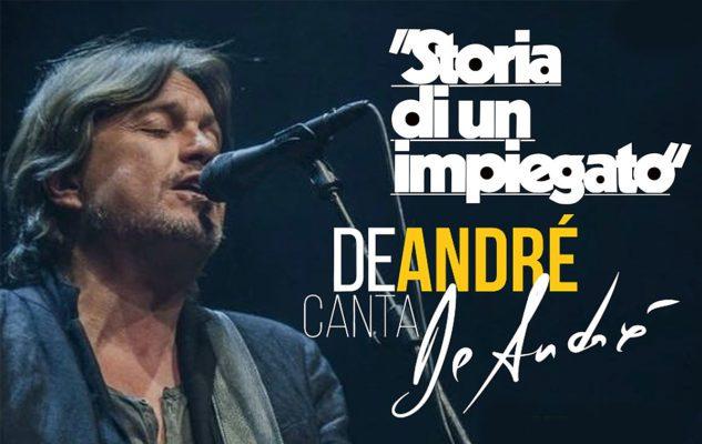 Cristiano De André canta De André a Milano nel 2019: data e biglietti del concerto