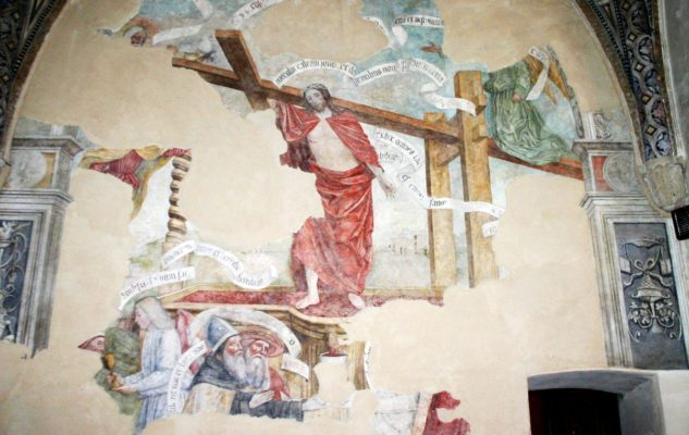 Cristo sotto il torchio