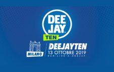Deejay Ten Milano 2019