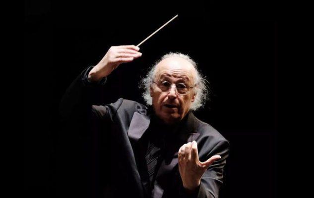 Eliahu Inbal al Teatro alla Scala di Milano