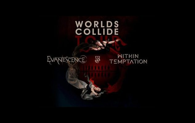 Evanescence e Within Temptation