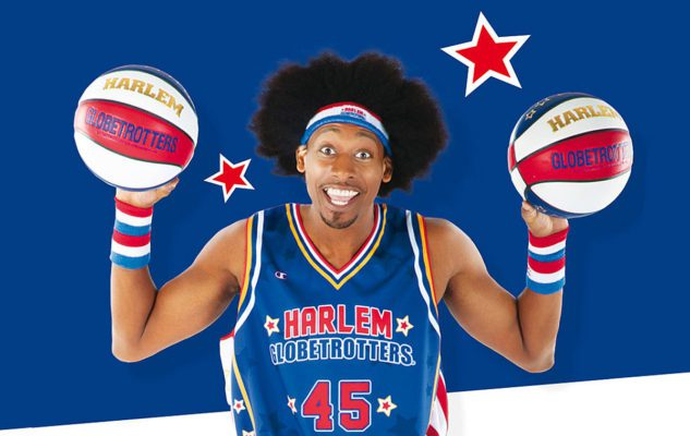 Harlem Globetrotters a Milano con l'Italian Tour 2020