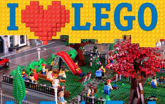 I Love Lego a Milano: 1 milione di mattoncini colorati per la più grande mostra LEGO® d'Italia