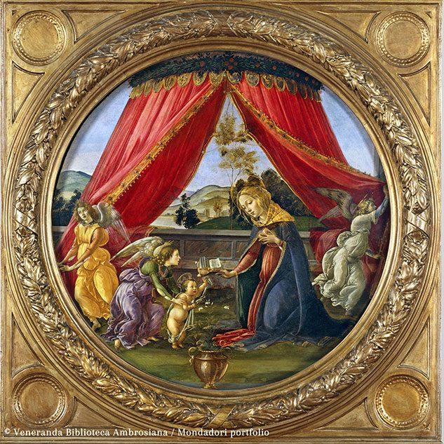 Madonna del Padiglione (di Sandro Botticelli)
