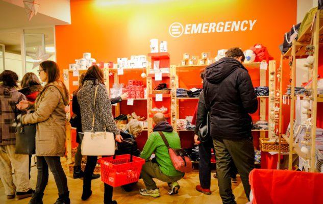 Mercatino di Natale 2019 di Emergency a Milano