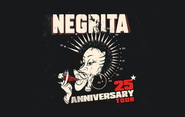 Negrita a Milano nel 2020: data e biglietti dei 2 concerti