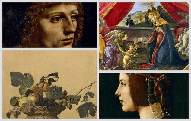 Opere della Pinacoteca Ambrosiana