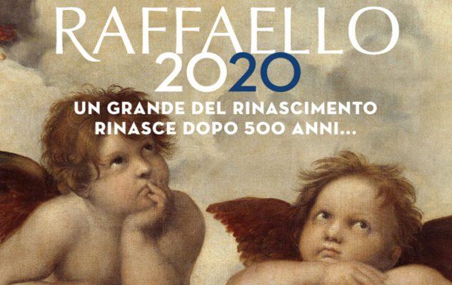 Raffaello 2020: a Milano la grande mostra immersiva (in anteprima mondiale)