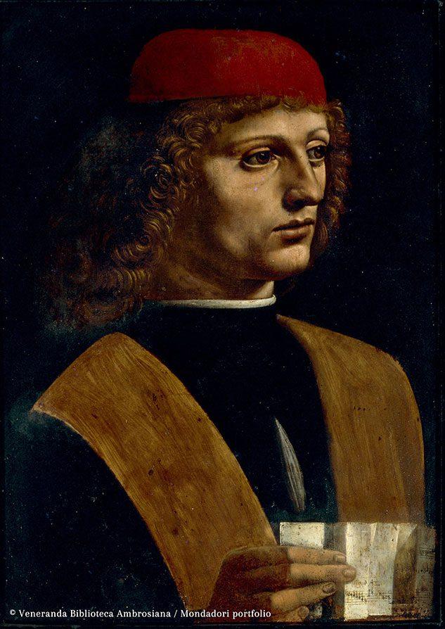 Ritratto di Musico (di Leonardo da Vinci)