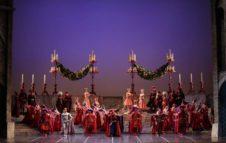 Romeo e Giulietta, il balletto al Teatro alla Scala di Milano