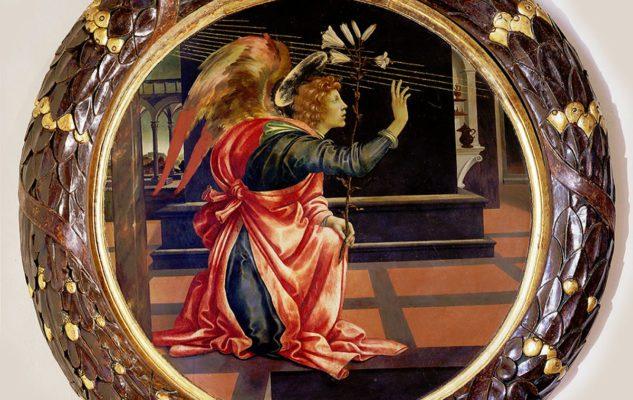 """""""L'Annunciazione"""" di Filippino Lippi in mostra gratuitamente al Palazzo Marino di Milano"""