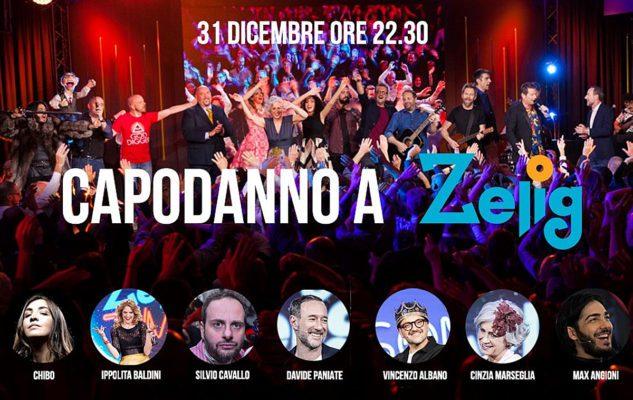 Capodanno 2020 allo Zelig di Milano