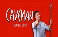 Caveman Capodanno Milano 2020
