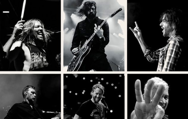 Foo Fighters a Milano nel 2020