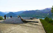 Forte Montecchio Nord, la meglio conservata fortezza della Grande Guerra
