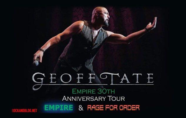 Geoff Tate in concerto a Milano nel 2020: data e biglietti