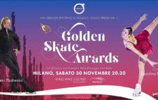 Golden Skate Awards 2019: il Gran Galà del Ghiaccio arriva a Milano