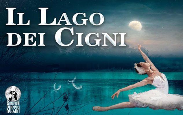 """Il Lago dei Cigni a Milano con il """"Ballet from Russia"""""""