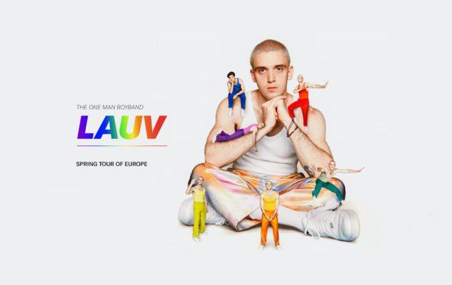 Lauv in concerto a Milano nel 2020: data e biglietti