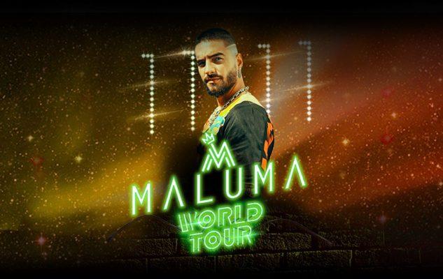 Maluma in concerto a Milano nel 2020: data e biglietti