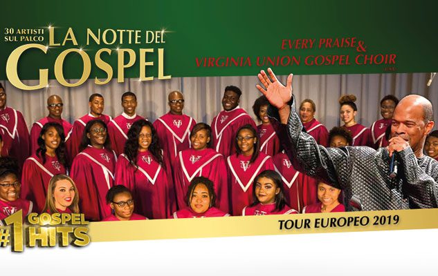 La Notte del Gospel a Milano nel 2019: data e biglietti del concerto