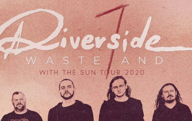 Riverside in concerto a Milano nel 2020: data e biglietti