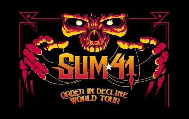 Sum 41 a Milano nel 2020: data e biglietti del concerto
