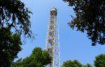 La Torre Branca: stupendo belvedere sul centro di Milano