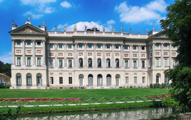 Giardino di Villa Belgiojoso Bonaparte