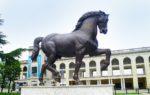 Il Cavallo di Leonardo a Milano, la statua equestre più grande del mondo