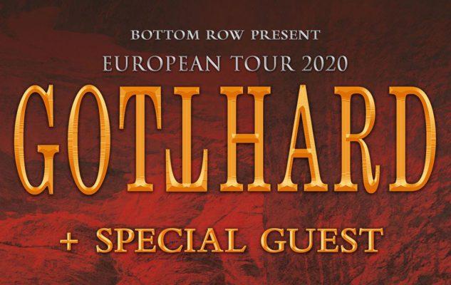 Gotthard a Milano nel 2020: data e biglietti del concerto