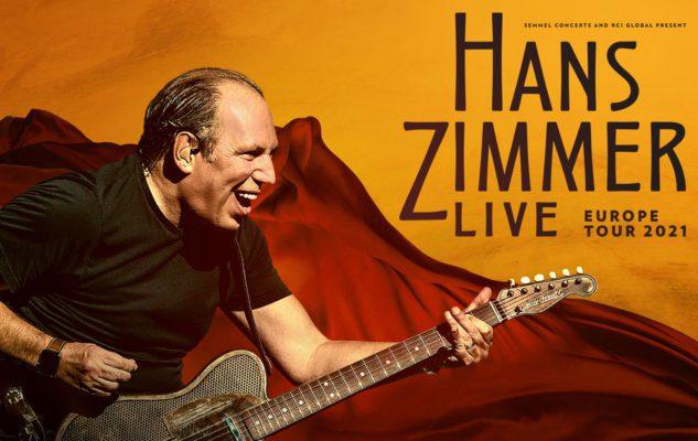 Hans Zimmer a Milano nel 2021: data e biglietti del concerto