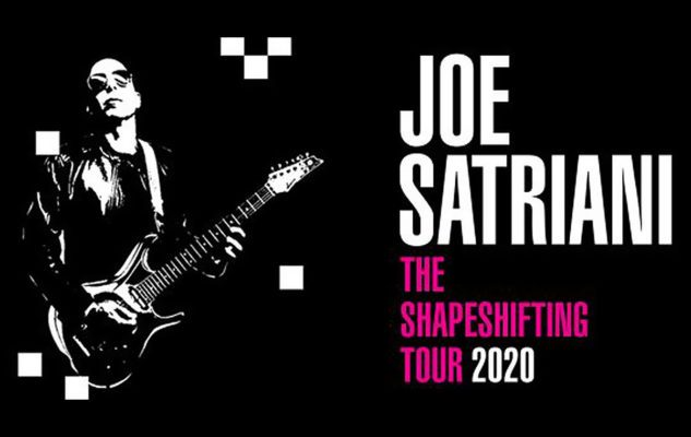 Joe Satriani in concerto a Milano nel 2020: data e biglietti