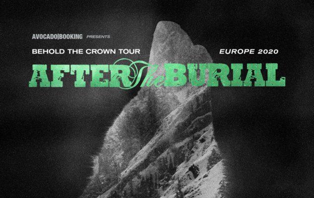 After The Burial a Milano nel 2020: data e biglietti del concerto (annullato)