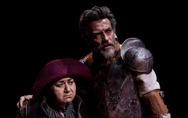 """Alessio Boni a Milano con """"Don Chisciotte"""", il più famoso cavaliere errante della letteratura"""