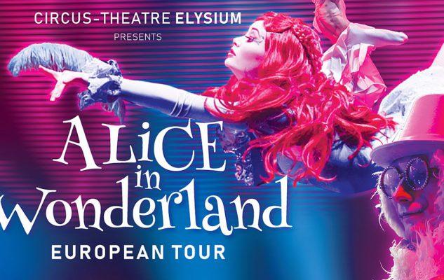 Alice in Wonderland a Milano nel 2020: la fiaba di Carrol narrata attraverso le arti circensi