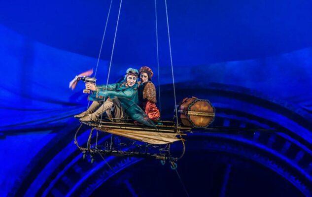 cirque du soleil milano 2022