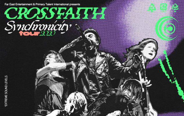 CrossFaith in concerto a Milano nel 2020: data e biglietti